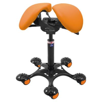 כיסא אוכף ארגונומי מתכוונן Multiadjuster – תוצרת SALLI
