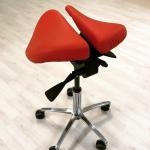 כסא ארגונומי מתכוונן Swingfit – תוצרת SALLI