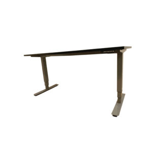 שולחן ישיבה עמידה חשמלי מתכוונן ארגונומי Stand-35 – תוצרת CASIII – אפור