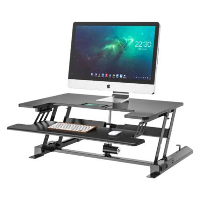 עמדת עמידה / ישיבה מתכוונת חשמלית ארגונומית LD02E – תוצרת CASIII