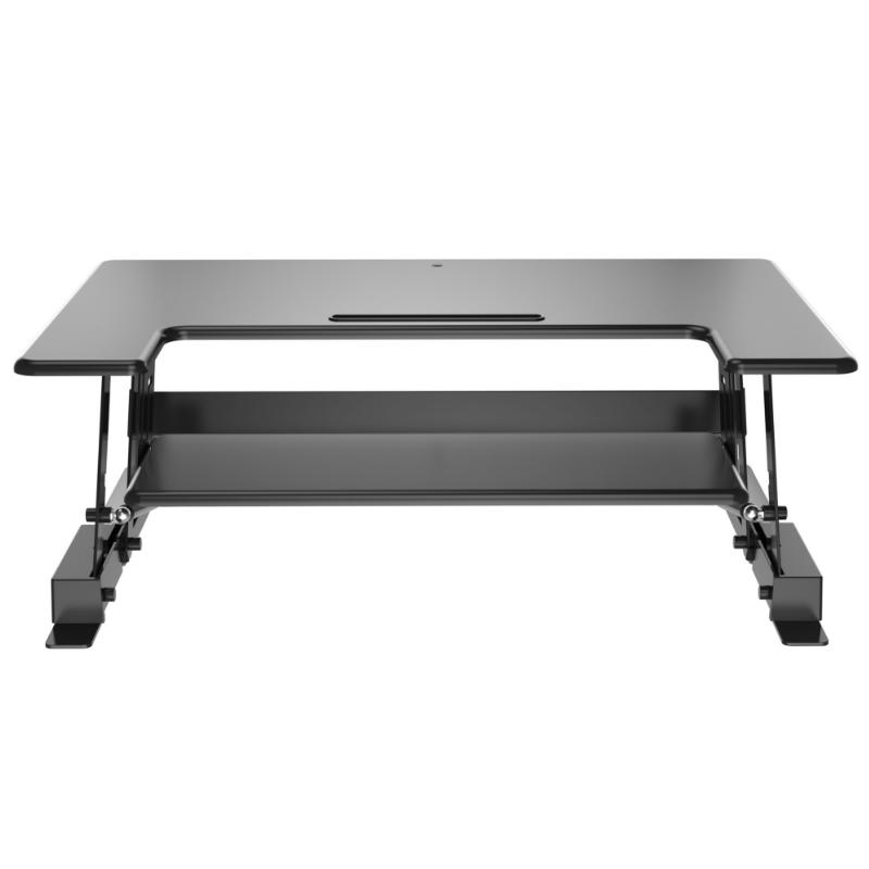 עמדת עמידה/ישיבה מתכוונת ארגונומית LD02 – תוצרת CASIII