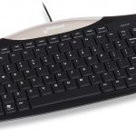 מקלדת ארגונומית מיני – Evoluent Essentials Compact Keyboard  – EKB
