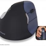 יד ימין – עכבר ארגונומי אלחוטי אנכי ימיני – דגם VerticalMouse 4 – EVOLUENT