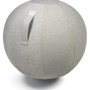 כדור ישיבה ארגונומי  – VLUV 65 – תוצרת HOCK – אפור בהיר (כדור פיזיו איכותי)