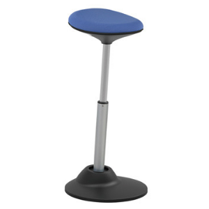 כיסא עמידה ישיבה ארגונומי YOYO כחול – תוצרת CASIII