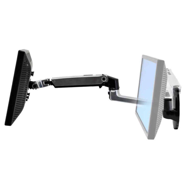 E-45-243-026 Ergotron Wall mount monitor arm זרוע למסך ארגוטרון