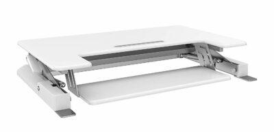 Casiii LD02W Standing desk עמדת עמידה ישיבה מתכווננת ארגונומי 2