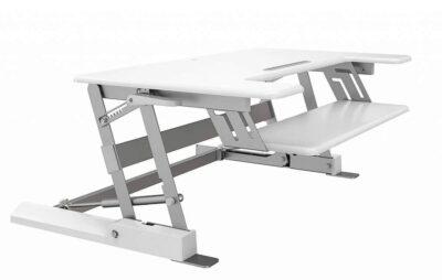 Casiii LD02W Standing desk עמדת עמידה ישיבה מתכווננת ארגונומי 3
