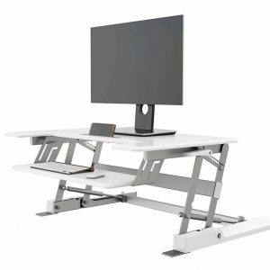 Casiii LD02W Standing desk עמדת עמידה ישיבה מתכווננת ארגונומי