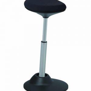 CAS-YOYO-BLACK כיסא עמידה ישיבה מתכוונן