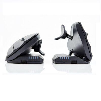 עכבר ארגונומי אנכי, Unimouse – CONTOUR – ימין/שמאל חוטי/אלחוטי