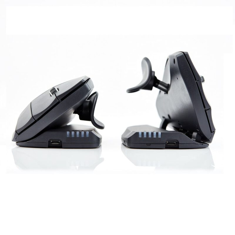 UNIMOUSE התאמת מנח אגודל וכף יד עכבר ארגונומי - טופ קומרס ציוד ארגונומי למשרד