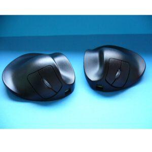 יד ימין – עכבר ארגונומי אנכי אורטופדי אלחוטי – HANDSHOE MOUSE
