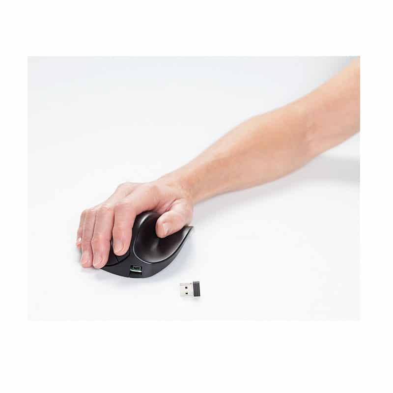 HandShoe Mouse M2UB-LC עכבר ארגונומי ימין אלחוטי טופ קומרס