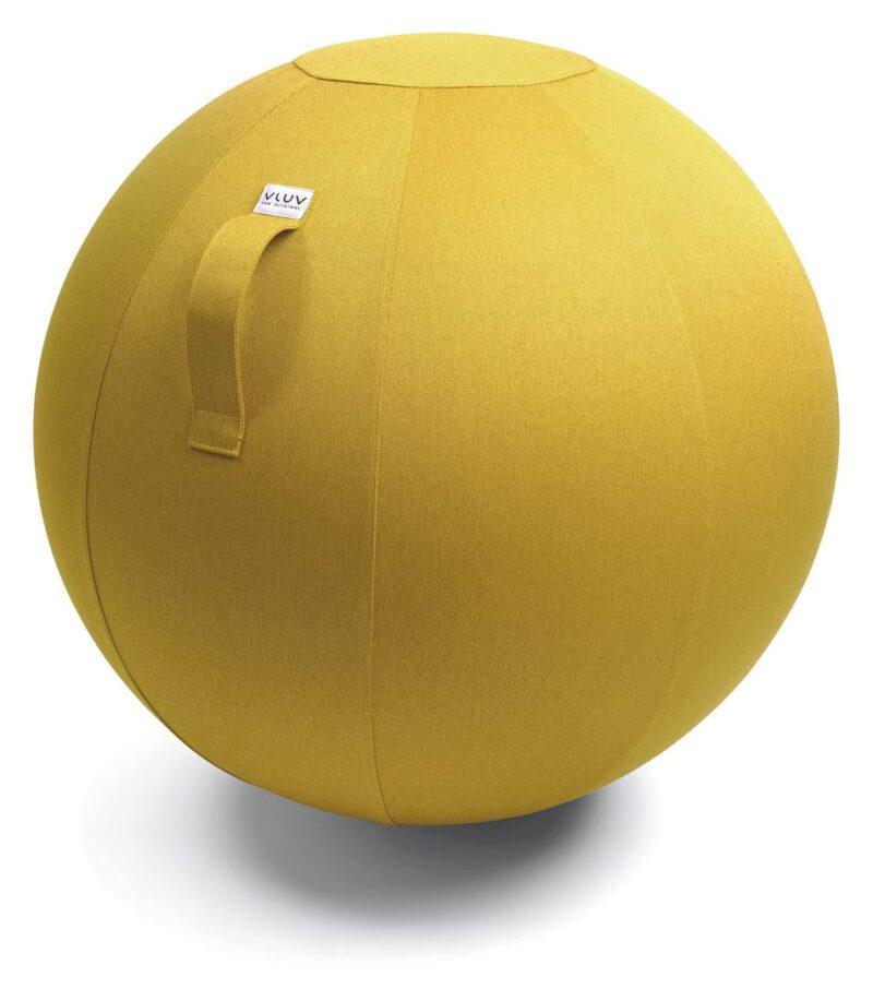טופ קומרס כדור ישיבה חרדל SBV-004.65MU_VLUV_LEIV_MUSTARD