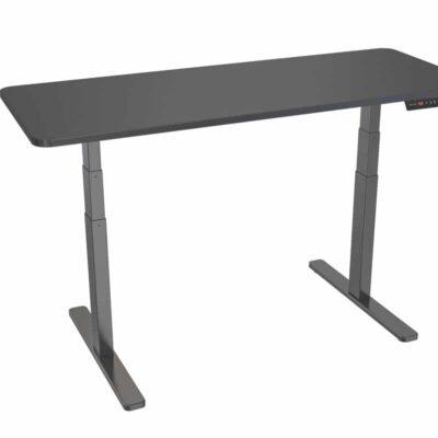 שולחן ישיבה עמידה חשמלי מתכוונן ארגונומי Stand-15 – תוצרת CASIII – שחור