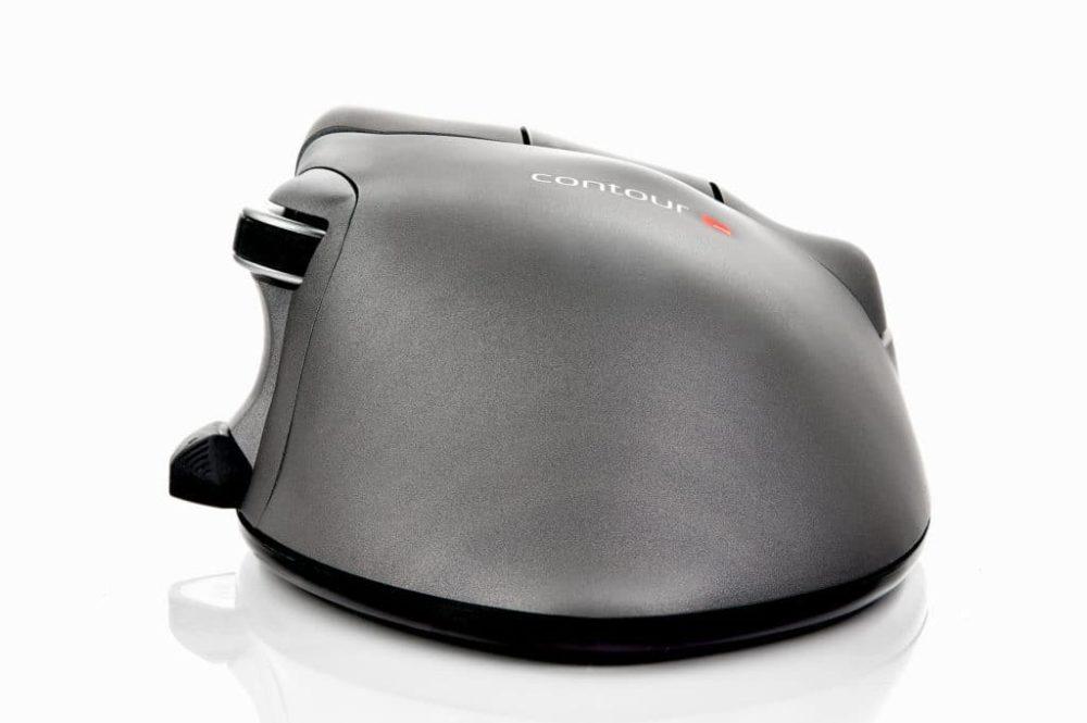 עכבר ארגונומי אלחוטי contour mouse wireless (1)