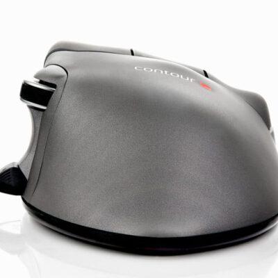 עכבר ארגונומי אנכי אורטופדי – Contour Mouse – ימין/שמאל חוטי/אלחוטי