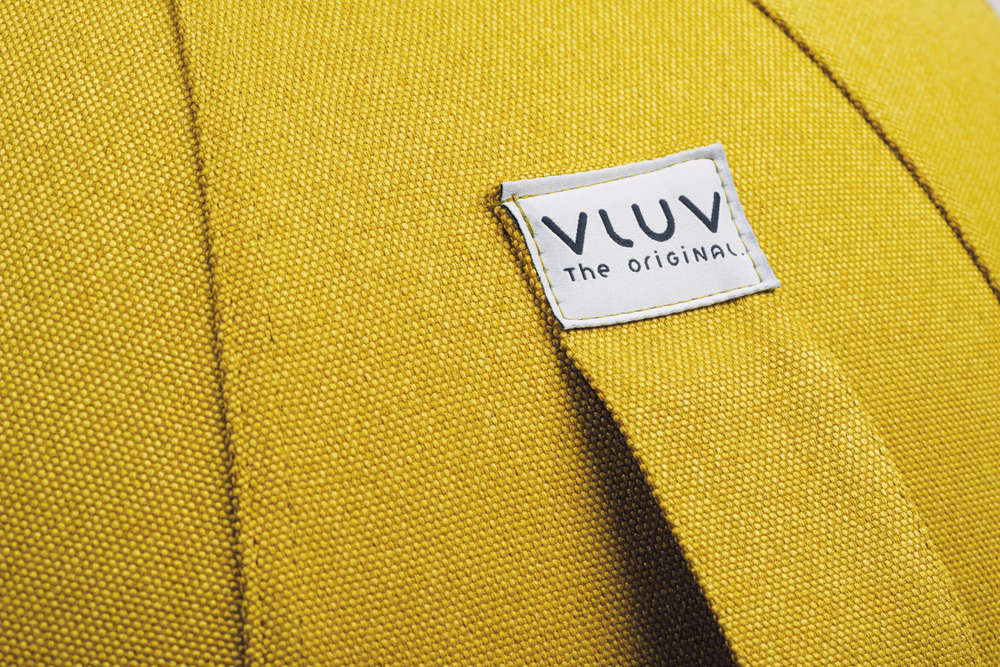 כדור ישיבה ארגונומי – VLUV LEIV Mustard Gelb – חרדל (כדור פיזיו איכותי)