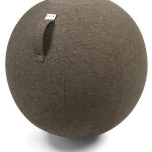 כדור ישיבה ארגונומי  – VLUV STOV Greige – חום אפור (כדור פיזיו איכותי)