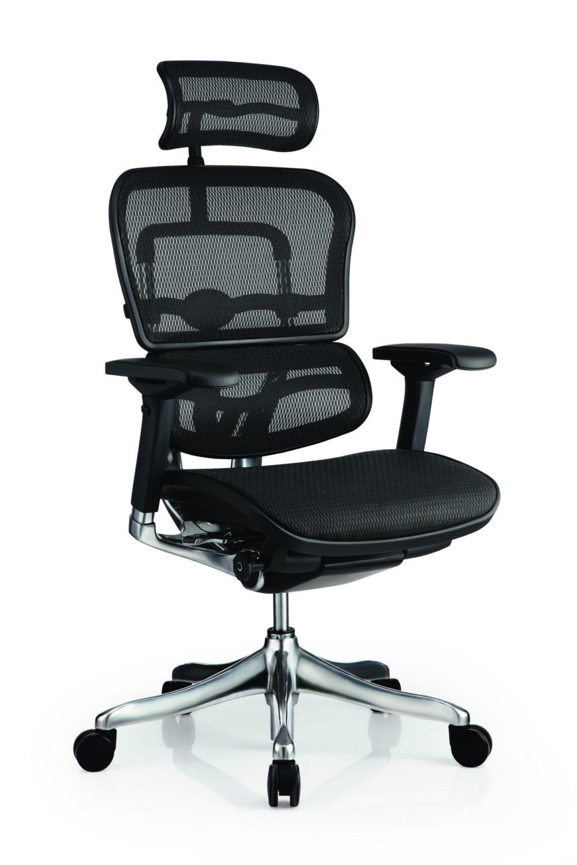 כסא ארגונומי מתכוונן טופ קומרס COMFORT 2 ERGOHUMAN (1)