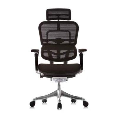 כסא משרדי מתכוונן מהודר – ERGOHUMAN