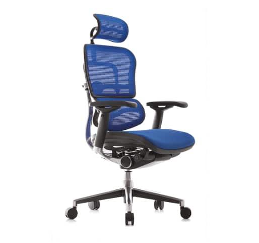 כסא ארגונומי מתכוונן טופ קומרס COMFORT 2 ERGOHUMAN (4)