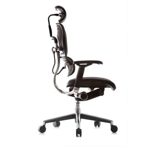 כסא ארגונומי מתכוונן טופ קומרס COMFORT 2 ERGOHUMAN (5)