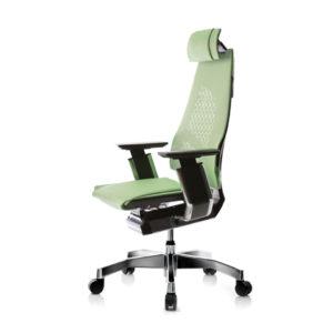 כסא משרדי מתכוונן מהודר – GENIDIA
