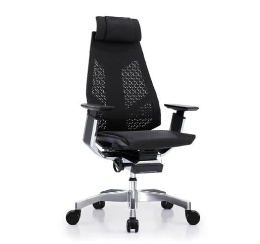 כסא ארגונומי מתכוונן טופ קומרס COMFORT GENIDIA (3)
