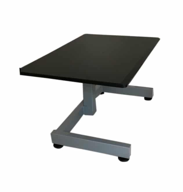 """שולחן מתכוונן ידני גובה נמוך לבודד \ זוגי  – בטווח 58-38 ס""""מ – STANDKID10MS"""