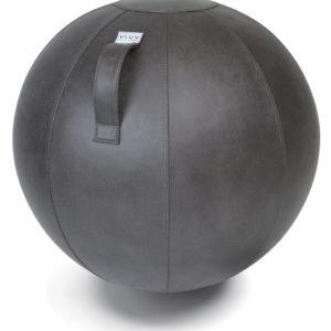 כדור ישיבה ארגונומי – VLUV VEEL Elephant – אפור בהיר (כדור פיזיו איכותי)