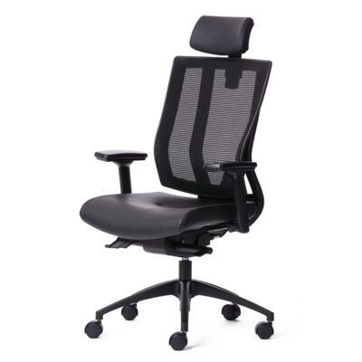כסא משרדי מתכוונן – NetOne Highback
