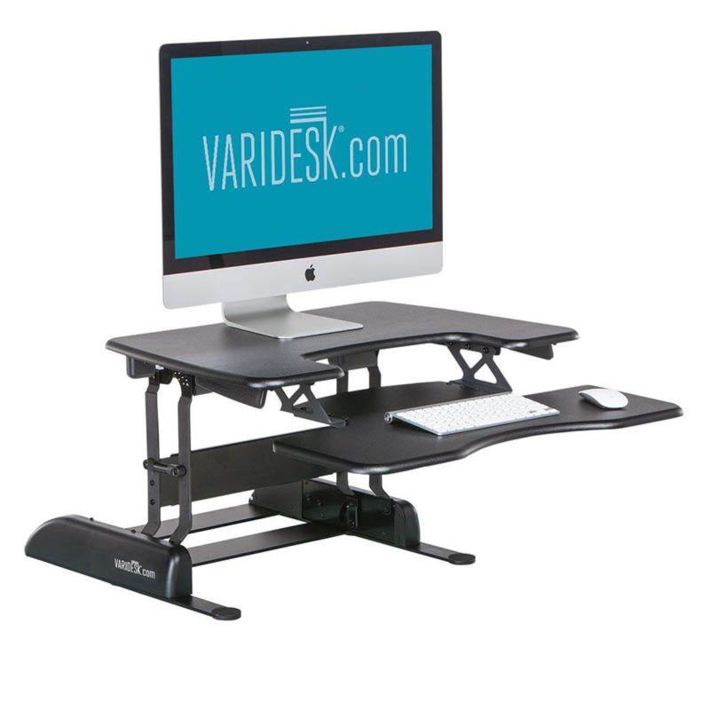 עמדת עמידה ישיבה מתכוונת – VariDesk® Pro Plus™ 36