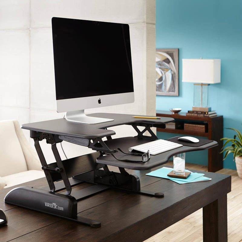 עמדת עמידה ישיבה מתכוונת – VariDesk® Pro Plus™ 30