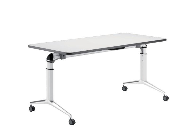 שולחן מתקפל עם גלגלים טופ קומרס