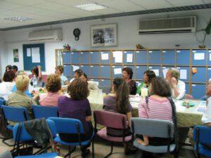 מהו המסר שמעביר מרחב המורים?