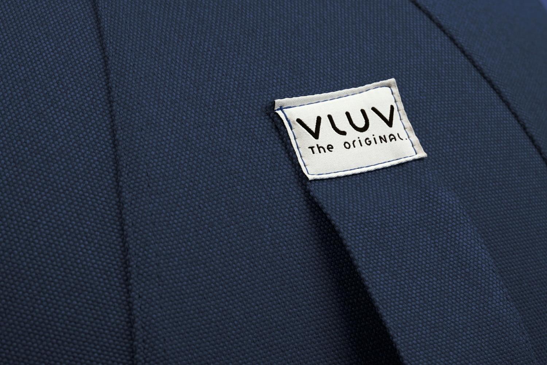 כדור ישיבה ארגונומי – VLUV LEIV Royal Blue – כחול מעמקים (כדור פיזיו איכותי)