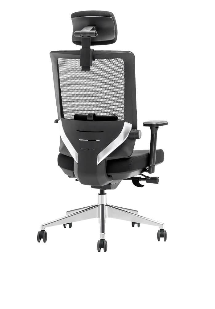 כסא מנהלים פרימיום ארגונומי מתכוונן – ERGOTOP NOAM