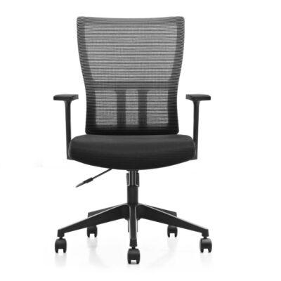כסא עבודה ארגונומי מתכוונן עם או ללא תומך ראש – ERGOTOP SUNNY