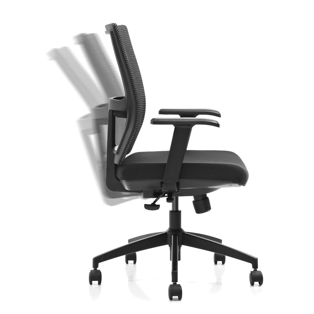 כסא עבודה פרימיום ארגונומי מתכוונן – ERGOTOP VICTORIA