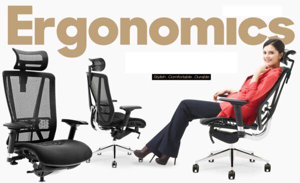 Ronni כיסא ארגונומי מנהלים אקסלוסיבי טופ קומרס ריהוט ארגונומי אווירה (1)