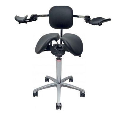 תומך גב ואמות לכיסא SALIII Ergorest+back support