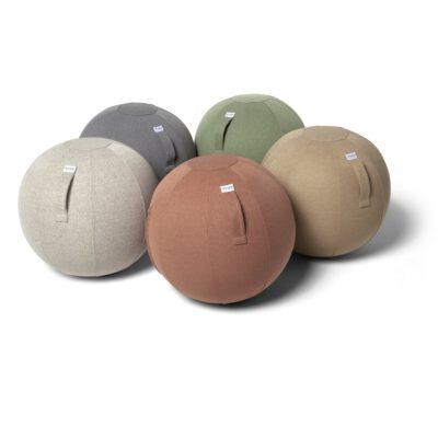 כדור ישיבה ארגונומי VLUV SOVA כדור פיזיו איכותי