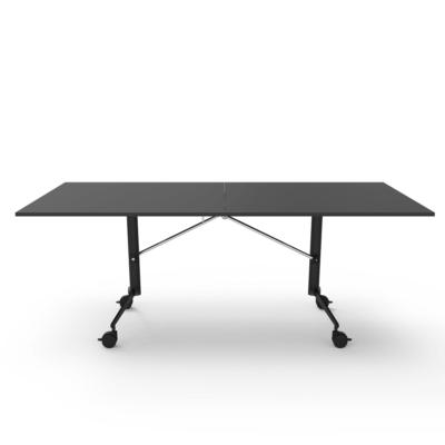 שולחן משרדי מתקפל עם גלגלים דגם רז